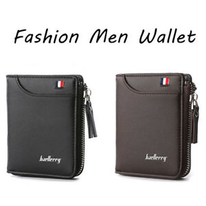 fb47a703511b Image is loading Baellerry-Wallet-Men-Leather-Men-Wallets-Purse-Short-