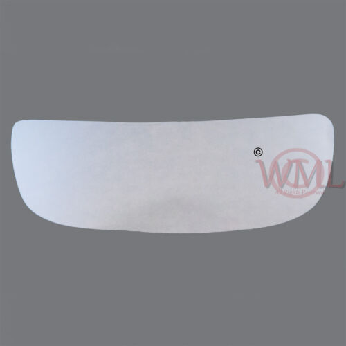 BLIND SPOT MIRROR GLASS WITH STICKY PAD,LEFTSIDE FOR NISSAN PRIMASTER 2001-/>2014