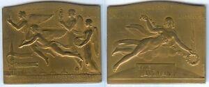 Medaille-de-table-Bruxelles-1935-exposition-universelle-BONNETAIN-a-LALEMAN-Em
