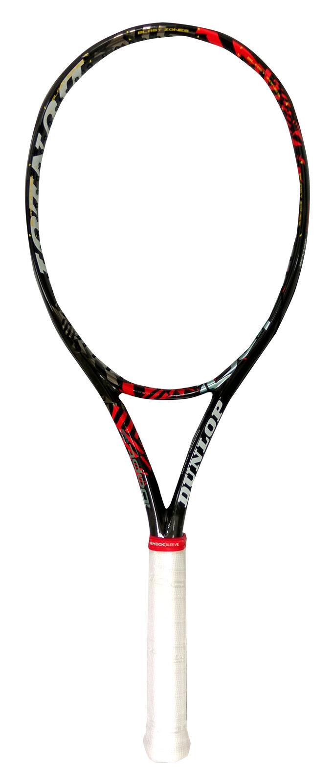 Dunlop IDAPT Force 98 voiturebone Rouge Raquette de tennis raquette 4 1 4 (27 Pouces) - REG 199