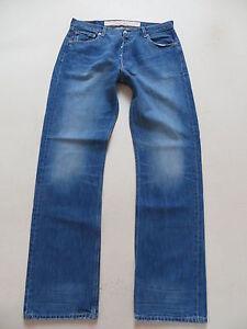 Levi-039-s-501-Jeans-Hose-W-36-L-36-LIMITED-EDITION-mit-Gesicht-auf-dem-Label-RAR