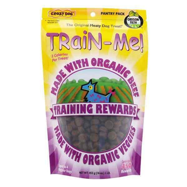 fino al 60% di sconto Organic Beef Flavored Dog Training Treat Rewards 16 16 16 oz Re-sealable Bags Bulk Too  offerta speciale