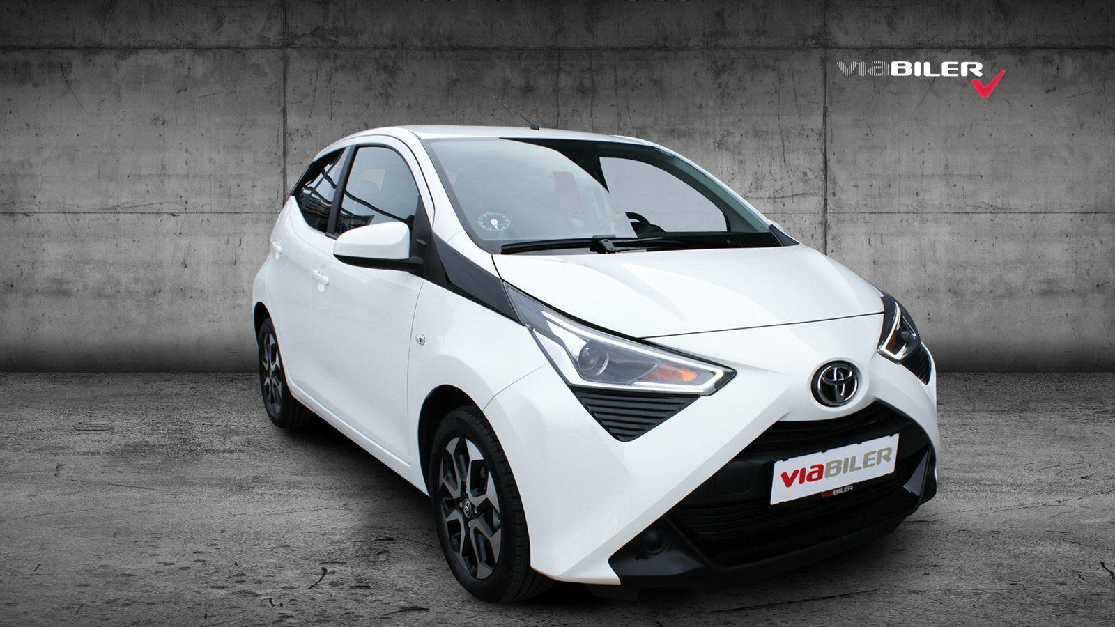 Toyota Aygo 1,0 VVT-i x-plore 5d