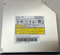 Newsupermicro Dvm-pnsc-dvd-sbt1 Panasonic Black Slim Sata Dvd (8x Dvd 24x Cdr)