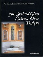 300 Stained Glass Cabinet Door Designs -copyright Free