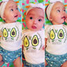 Cotone Neonati Baby Boy Ragazze Body Tutina Tuta Outfit Vestiti