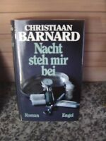 Nacht steh mir bei, ein Roman von Christiaan Barnard
