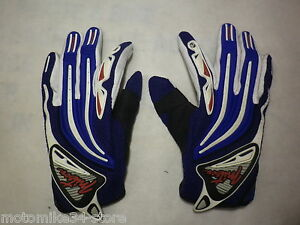 GANT-MITSOU-USA-BLEU-PAIRE-DE-GANTS-TAILLE-XXL-GLOVE-BLUE-CROSS-ENDURO-TRIAL