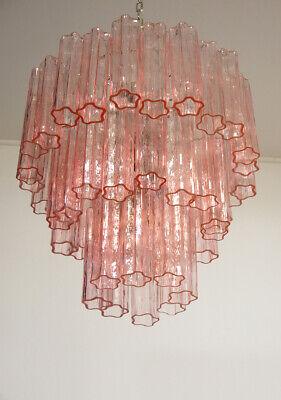 Vintage Italian Mid Century Modern Murano Glass Chandelier | Carrocel Fine Furniture
