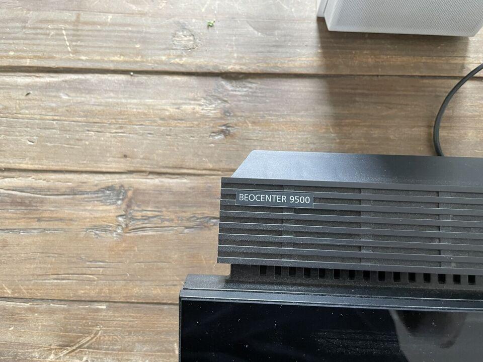Beocenter 9500 med beovox højtalere