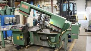 Marvel 13A Automatic Band Saw Canada Preview