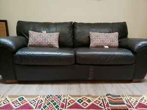 Sofa Bed Leather Furniture Brand New
