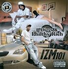 Izm101 [PA] by Philthy Rich/J-Diggs (CD, 2013, Thizz)