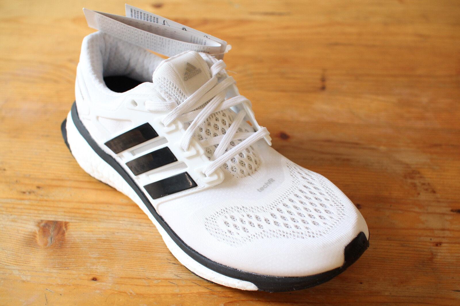 Adidas Energy Boost 2 ESM Schwarz Schwarz Schwarz Weiß Gr. 38,39,40,41,42 NEU & OVP b45127