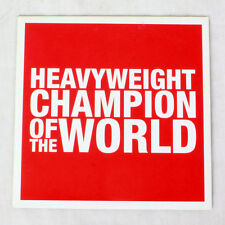 Reverend And The Makers - Heavyweight Champion Of The World - music cd ep promo