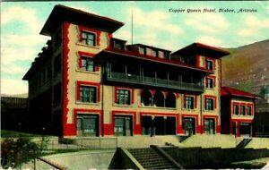 C36-6421-COPPER-QUEEN-HOTEL-BISBEE-AZ-POSTCARD