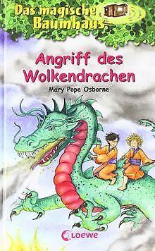 Das magische Baumhaus 35. Angriff des Wolkendrachen... | Buch | Zustand sehr gut