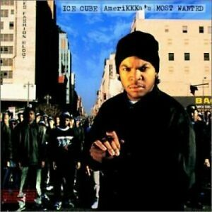 Ice Cube Amerikkka's most wanted (1990)  [CD]