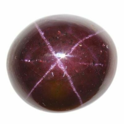 33.375 CT UNIQUE 100% NATURAL WOW RARE COLOR GARNET STAR