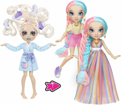 """8.5/"""" Fashion Doll Gift Failfix 2Dreami Epic Color /'N/' Style Makeover Doll Pack"""