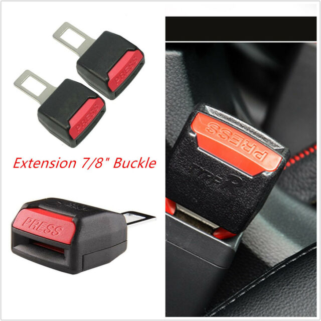 8 Rigid Car Seat Belt Extender E4 Safety Certified Type A 7 8 Wide Metal For Sale Online Ebay