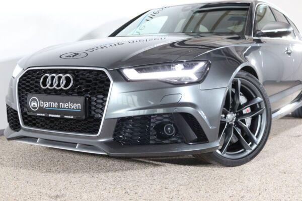 Audi RS6 4,0 TFSi Avant quattro Tiptr. Van - billede 3