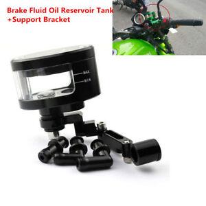 Universal Brake Tank Oil Fluid Reservoir Cup For Yamaha YZF R1 R6 R6S FZ 4 Color