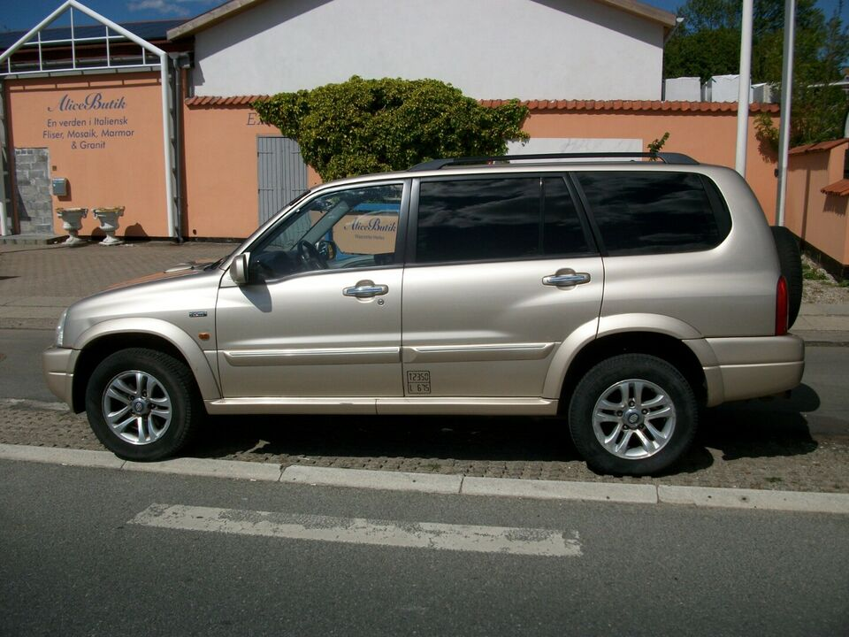 Suzuki Grand Vitara 2,0 TD XL7 Van Diesel modelår 2007