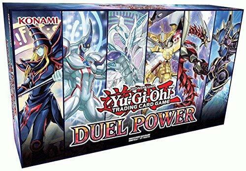 Rare Set en Stock Maintenant 6 boosters = 100 cartes Konami Yu-Gi-Oh Duel POWER BOX
