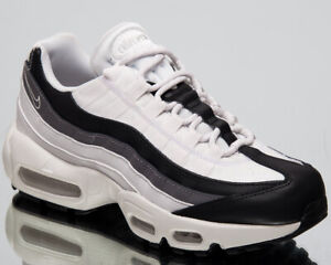 71cf3d0dc872 Nike Women s Air Max 95 OG New Lifestyle Shoes Black Gun Smoke Tint ...