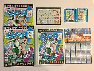 2 Cromos Conmemorativos Liga Este 2019 2020 Stickers Chicle New Sólo Con Jugón