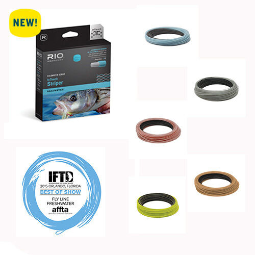 Rio InTouch Striper Fly Line  30ft Sink Tip, with Free Shipping