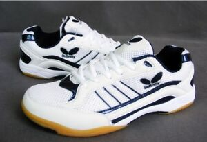 Image Is Loading Erfly Table Tennis Shoes Trainers Wts 2 New