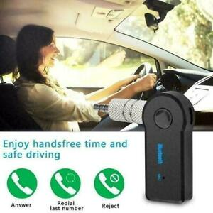 Wireless-Bluetooth-Receiver-AUX-Audio-Stereo-Music-Adapter-2-4GHz-Car