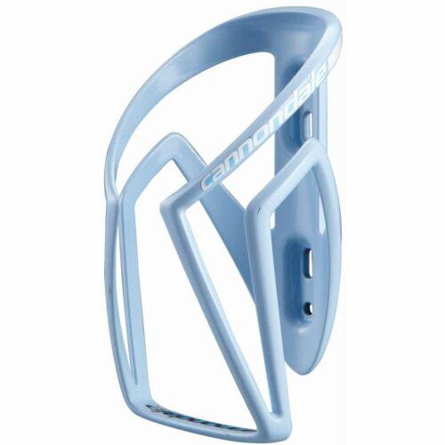 CANNONDALE SPEED C Vélo Bouteille Cage Plastique Bleu Clair Neuf GRATUIT UK p/&p