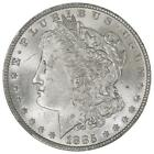 1885 P Morgan Dollar NGC Ms62