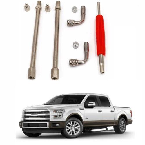 """5x 6/"""" Dually Wheel Valve Stem Extenders Adaptor For RV Pickup Ram Trailer Truck"""