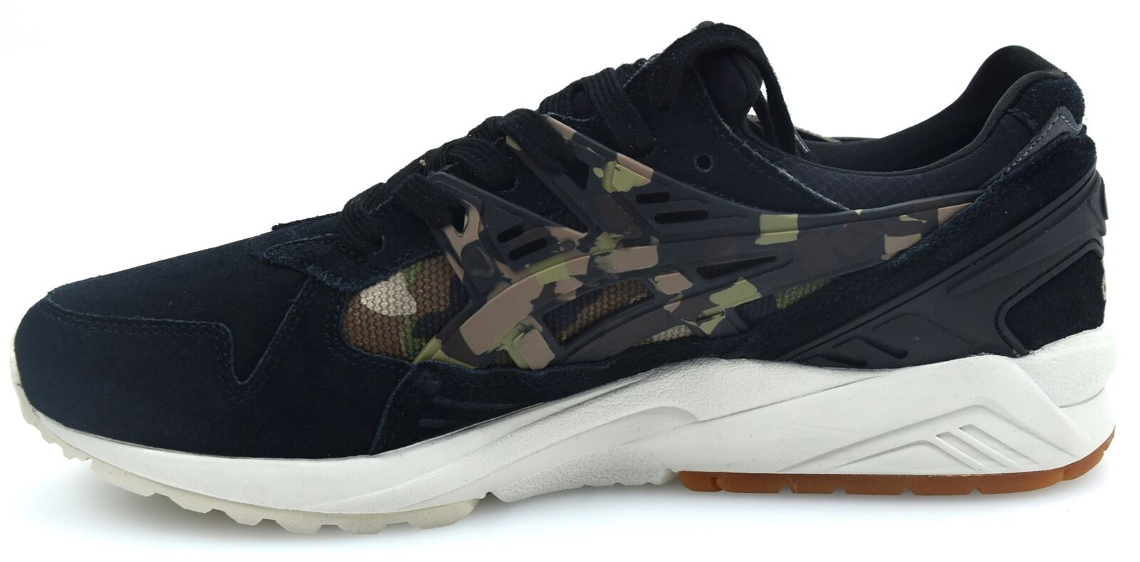 ASICS SHOES MAN FREE TIME CASUAL SNEAKER SHOES ASICS SUEDE CODE HL7C1 GEL-KAYANO TRAINER c12068