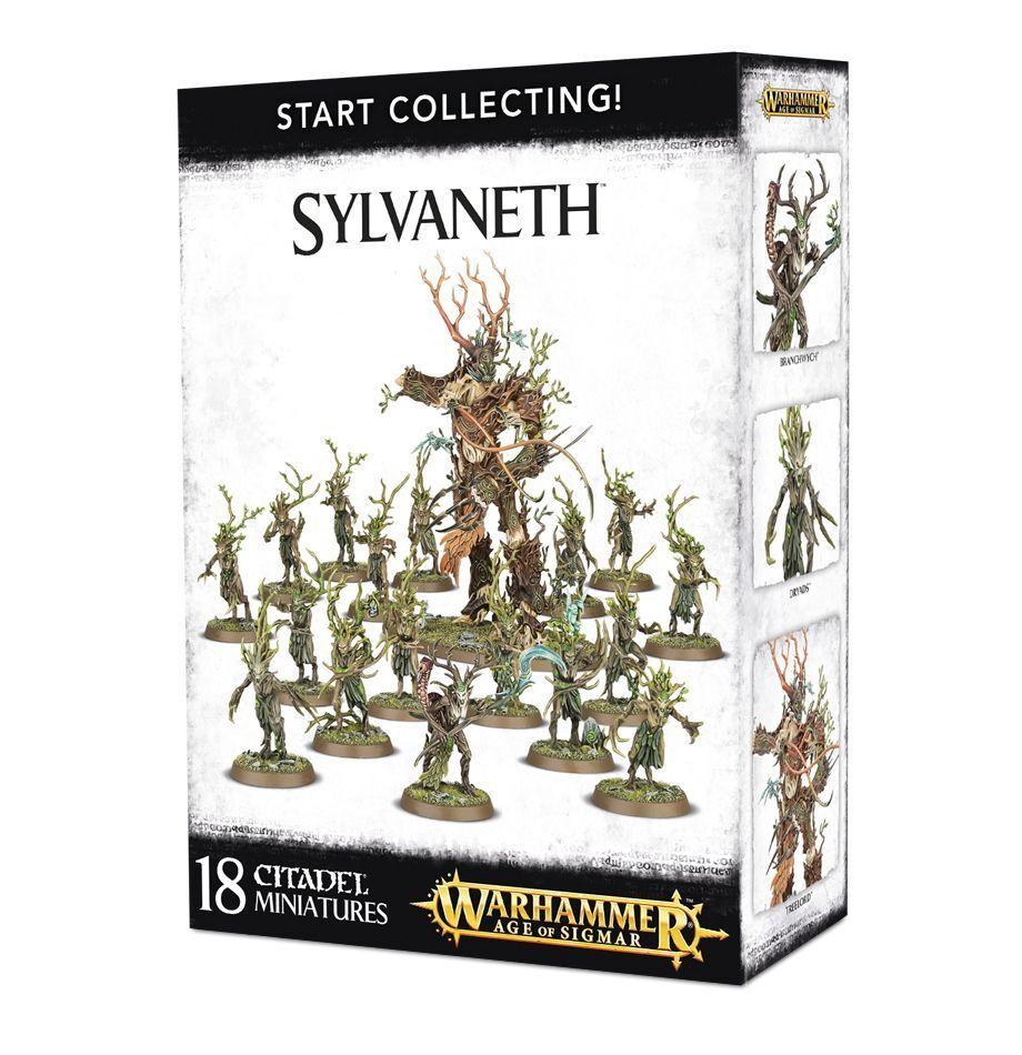 protección post-venta Warhammer 40,000  empezar a recolectar  sylvaneth GW 70-92 70-92 70-92 Nuevo En Caja  venta caliente