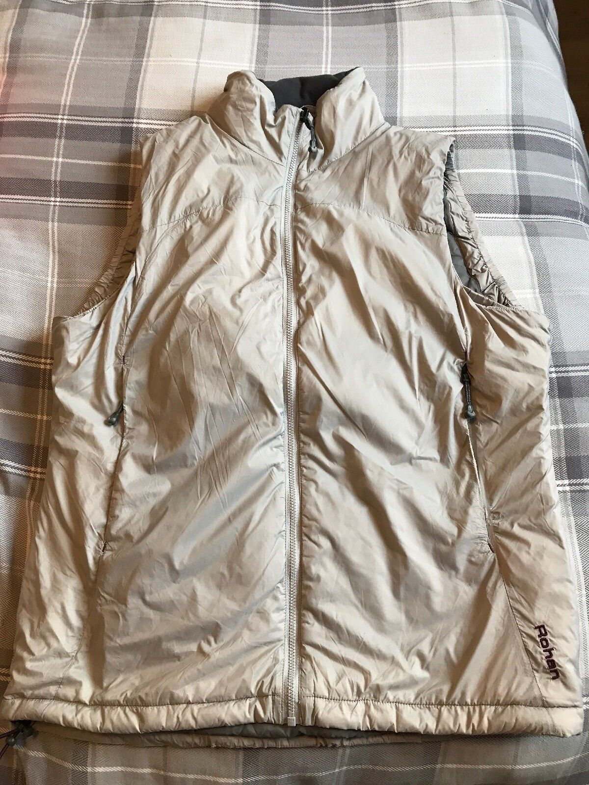 Rohan Ladies Inner Flame Vest Size Medium