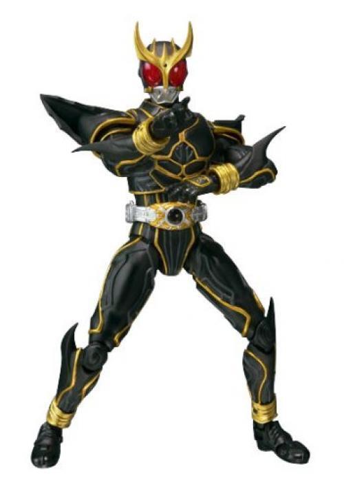 Nuevo S.H. Figuarts enmasCocheado Kamen Rider Kuuga Ultimate Form Acción Figura F S Japón