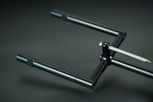 Korda Singlez Black 2 Rod Buzzbar 6.5in