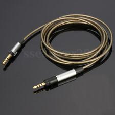 1.2M Upgrade Headphone Audio Cable Line For Sennheiser HD598 HD595 HD558 HD518