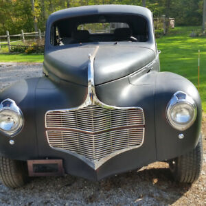 1940 Dodge Coupe