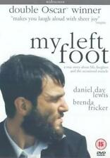 MY LEFT FOOT DANIEL DAY LEWIS BRENDA FRICKER CINEMA CLUB UK REGION 2 DVD L NEW
