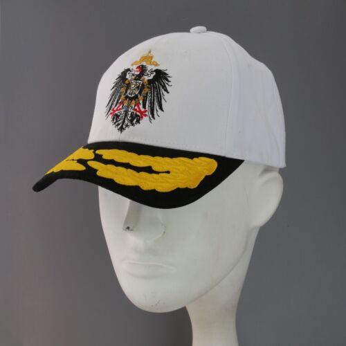 The National Eagle Of  The German Empire Oak Leaves peak  Trucker Hats baseball