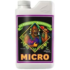Advanced Nutrients pH Perfect Micro 3 Part Base Nutrients Grow Bloom 1 L Liter