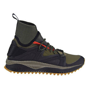 88387e0b14cb Puma Tsugi Kori Men s Shoes Puma Black Olive Night 363747-03