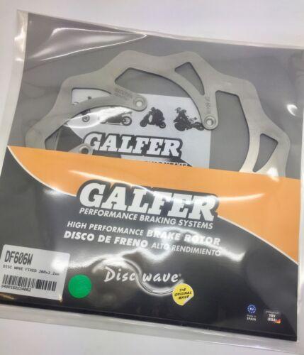 KTM EXC 250 Galfer Front Disc Brake Rotor 260mm DF606W Enduro Motocross