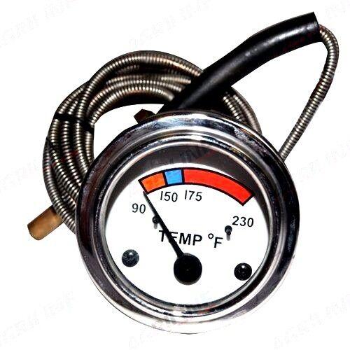 "Fordson Dexta Temperature Gauge 72/"" Capillary"